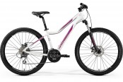 "Велосипед '19 Merida Juliet 6.20-MD Колесо:26"" Рама:M(17"") PearlWhite/Pink"